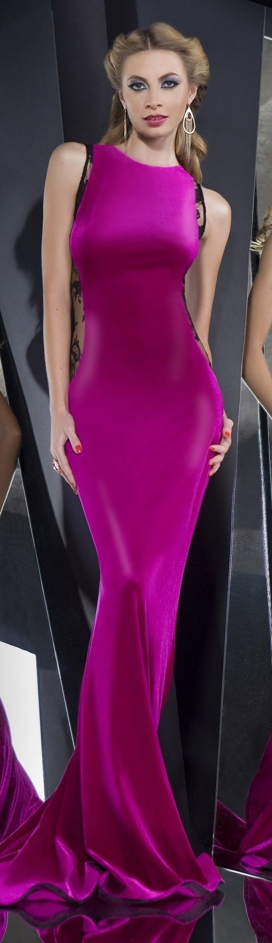 Mejores 216 imágenes de Dresses en Pinterest | Vestidos de noche ...