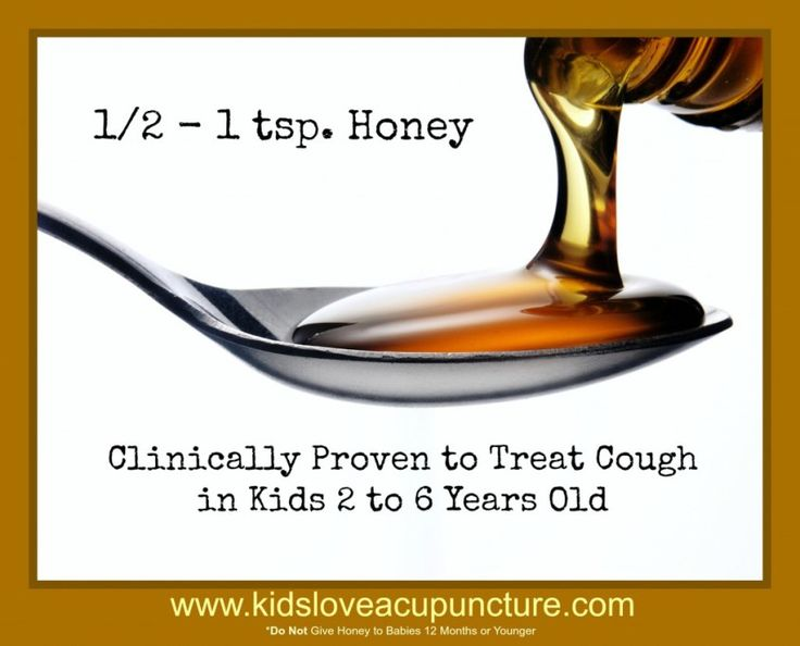 Honey Works Best to Treat Cough