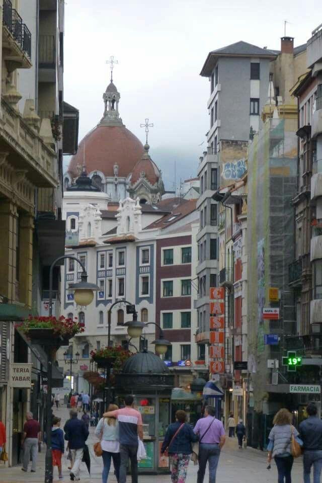 Calle Palacio Valdes