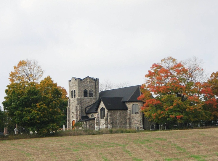 Perrytown Church in Port Hope, Ontario