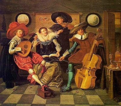 Dutch Master Paintings: Dirck Hals