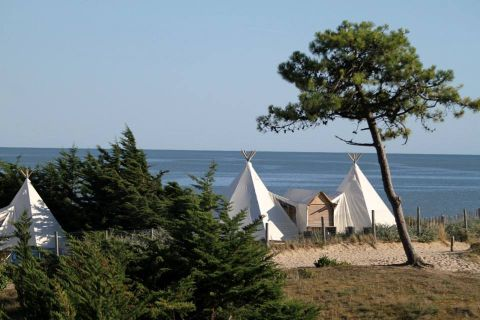 #noirmoutier#glamping#camping#luxury#holidays  www.originalcamping.com