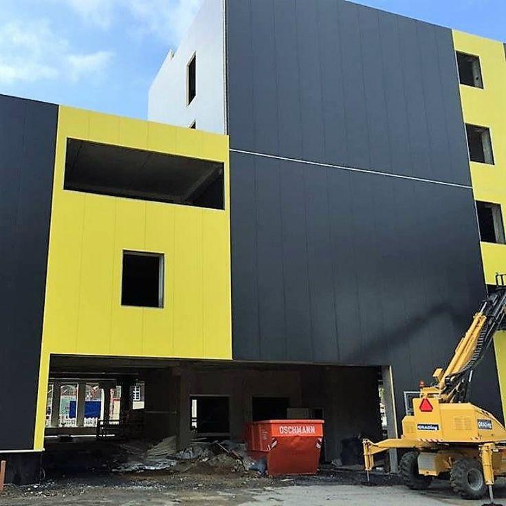 Unser Dortmunder Anbau Bekommt Farbe 😊 #umzug #Dortmund #hausrat #möbel  #lagerstorage