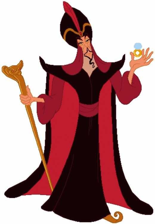 Jafar The Villain From Aladin Disney Fairytale Leading Men Pinterest Ojays