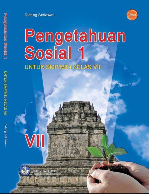 Ebook: Download Buku Pengetahuan Sosial 1 Untuk SMP Kelas...