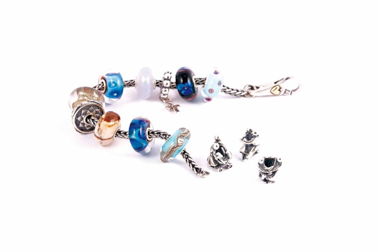 #Trollbeads #bracelet #beads Spiritual Collection