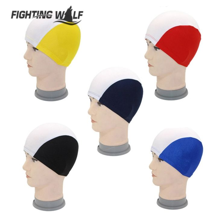 Find More Swimming Caps Information about Ultrathin Elastic Polyester Protect Ears Swimming Pool Hat Unisex Mixed Color Swimming Bathing Cap Free Size for Men Women Adult,High Quality cap neck,China bath drain Suppliers, Cheap cap from Fighting Wolf on Aliexpress.com