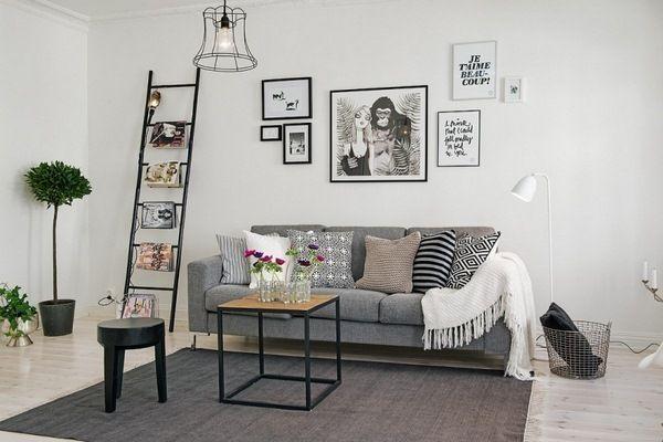 Scandinavian interior design ideas Tips Must Haves Living