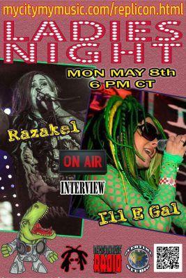 Replicon Radio interviews Kung Fu Vampire Vinnie the ICP Kid