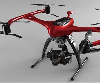 HARWAR-MEGA - type - HARWAR Civilian Drone - @aviatrek https://twitter.com/aviatrek and on Pinterest - UAV Drone Group International https://www.pinterest.com/uavdronegroup/