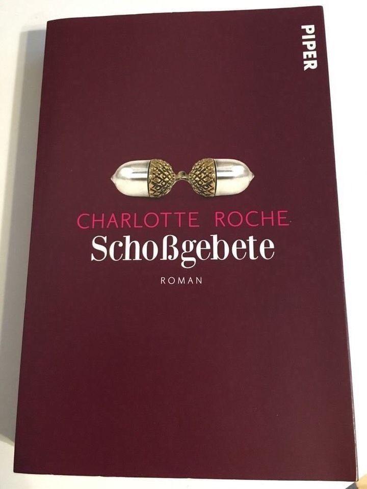 """Buch Roman Schoßgebete von Charlotte Roche, Optional(""""5€"""")"""