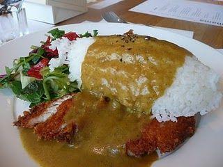 Wagamama's chicken katsu curry