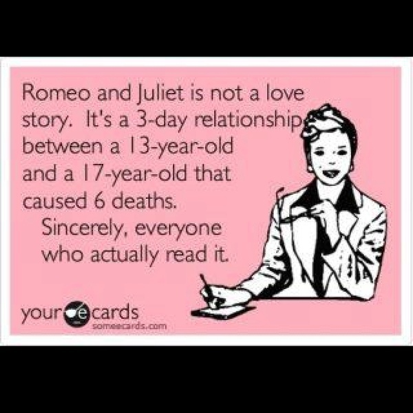 the republications of william shakespeares popular play romeo and juliet Themes romeo and juliet is still so popular because of its use of themes themes like this are why william shakespeare's play, 'romeo and juliet'.