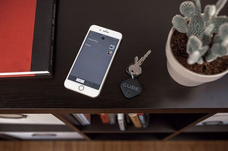 Cube Key Finder, Phone Finder, Highest Quality Item Finder on the Planet - 1 Pac #Cube
