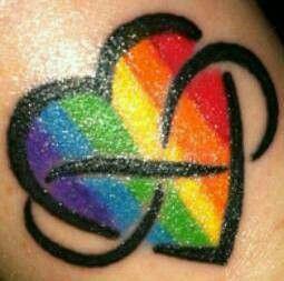 Pride ink