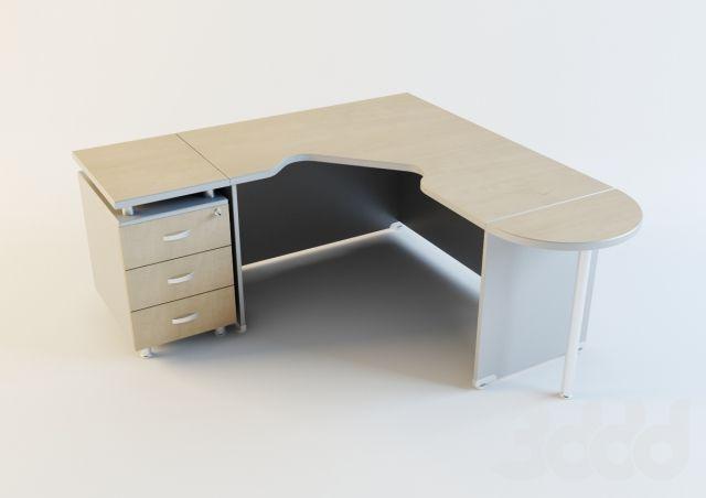 стол компьютерный NEXT