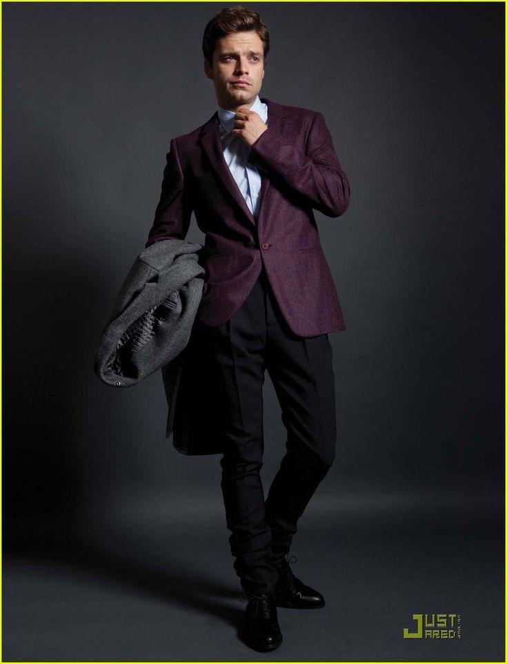 Sebastian Stan: 'August Man' Photo Shoot! | sebastian stan august man 06 - Photo