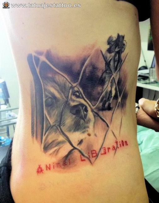 87 best images about vegan tattoos on pinterest posts for Animal activist tattoos