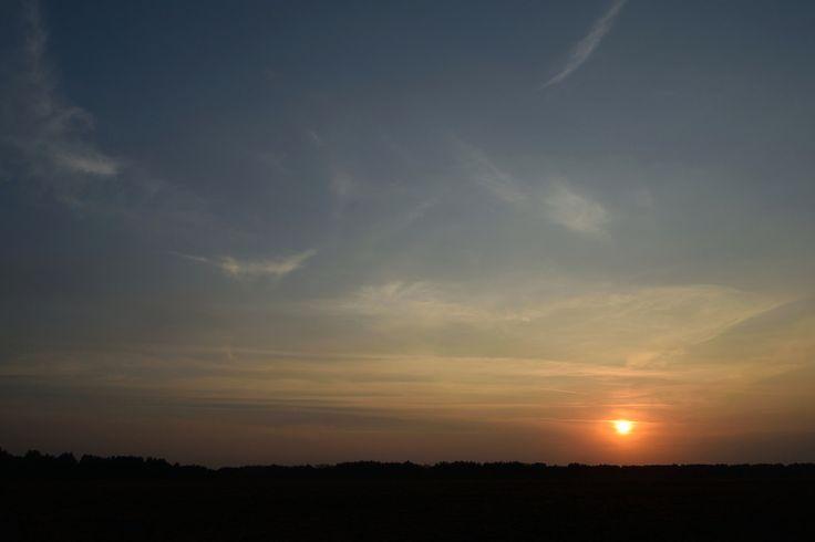 https://flic.kr/p/WD2AK6 | A wonderful summer sunset.