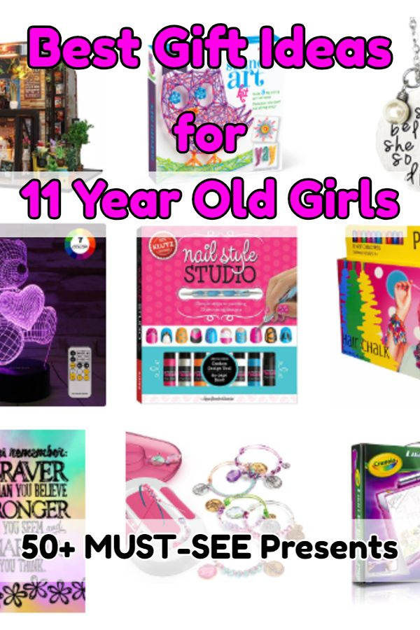 45 Amazing Presents For 11 Year Old Girls That Will Not Disappoint It S A Must See Tween Girl Birthday Christmas Gifts For Girls Best Gift Cards