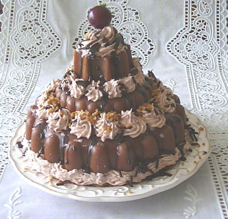 chocoladetaart    www.zeepwinkelbrocanteenroses.nl