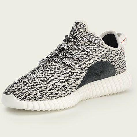 Kim Kardashian's Already Rocking Yeezy's New Sneaker