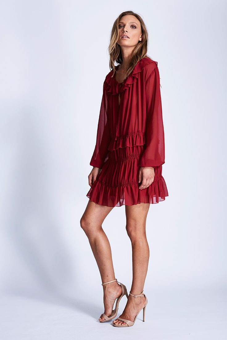 Maurie & Eve - Aviva Dress Rose
