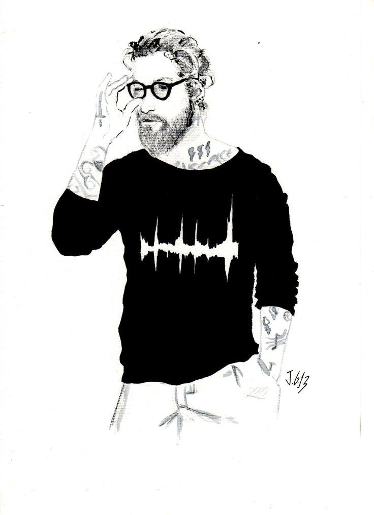 Tattoo beard 4