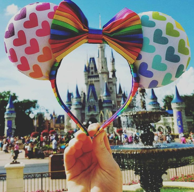 Orlando Strong Mouse Ears by TheseLittleBeauties on Etsy https://www.etsy.com/listing/462611713/orlando-strong-mouse-ears