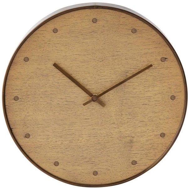 Decorative Clocks For Walls best 25+ brown wall clocks ideas on pinterest | rustic wall clocks