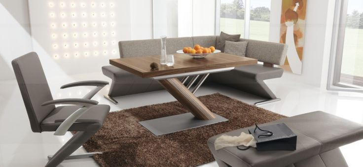Modern Dining Room Ideas: Modern Dining Room Banquette ~ interhomedesigns.com Dining Room Designs Inspiration