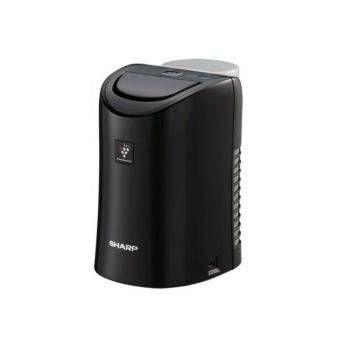 Toko Perlengkapan Rumah Tangga: Sharp Desktop Air Purifier - IG-DK1Y-B - Hitam Dis...