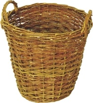 A basket for leaves and grass - from Granngården