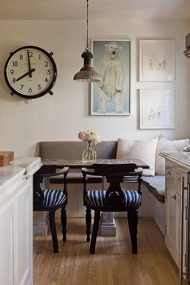 Best 25 celebrity kitchens ideas on pinterest casa dea for European breakfast nook