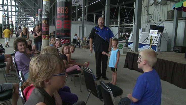 Marion County Fair Underway in Knoxville