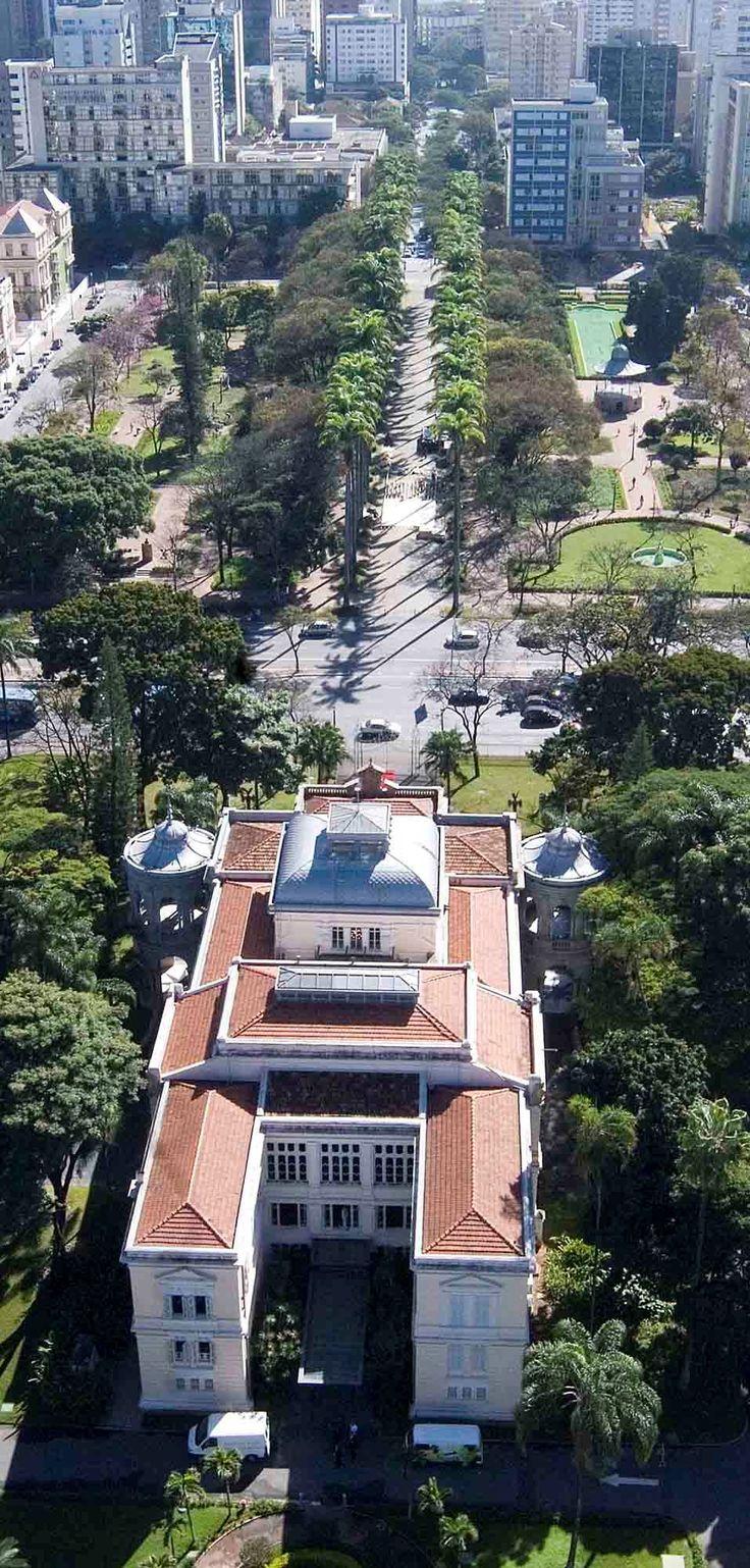 Praça da Liberdade - Belo Horizonte - MG - BRAZIL