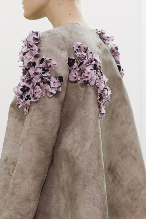Giambattista Valli, 2014 / fabulous fashion details <3