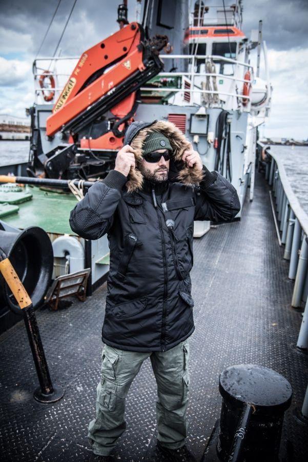 Thor Steinar jacket Aviator