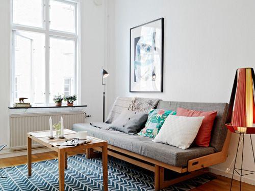 1000 Ideas About Futon Living Rooms On Pinterest Futon Ideas Sofa Beds And Futon Bedroom