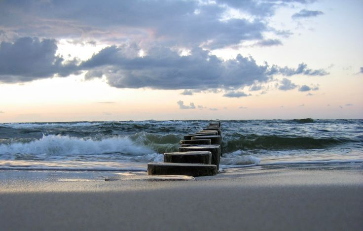 Did you know Poland's got great sea shore?