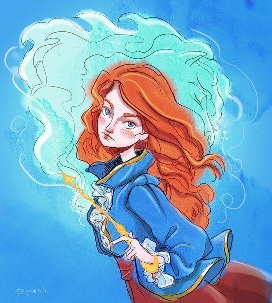 Василиса (но на самом деле это Джинни Уизли http://zeynepozatalay.deviantart.com/art/Ginny-Weasley-243901757) с: from часодеи / chasodei