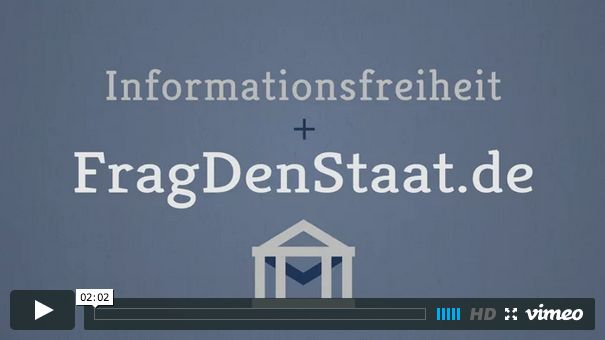 Video FragDenStaat.de on Vimeo