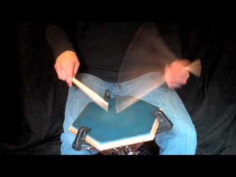 DRUMmagazine.com music editor Wally Schnalle demonstrates how to play the inverted flam tap. To see the accompanying notation, go to http://www.drummagazine.com/lessons/category/110/.
