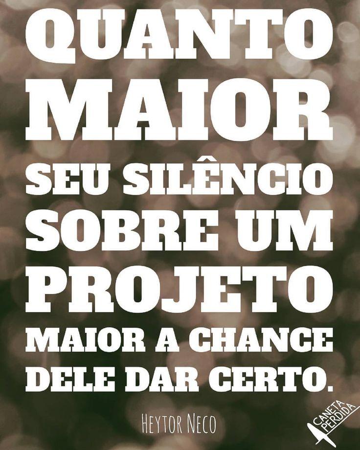 Vou continuar dizendo até que aprendam! #HeytorNeco #CanetaPerdida