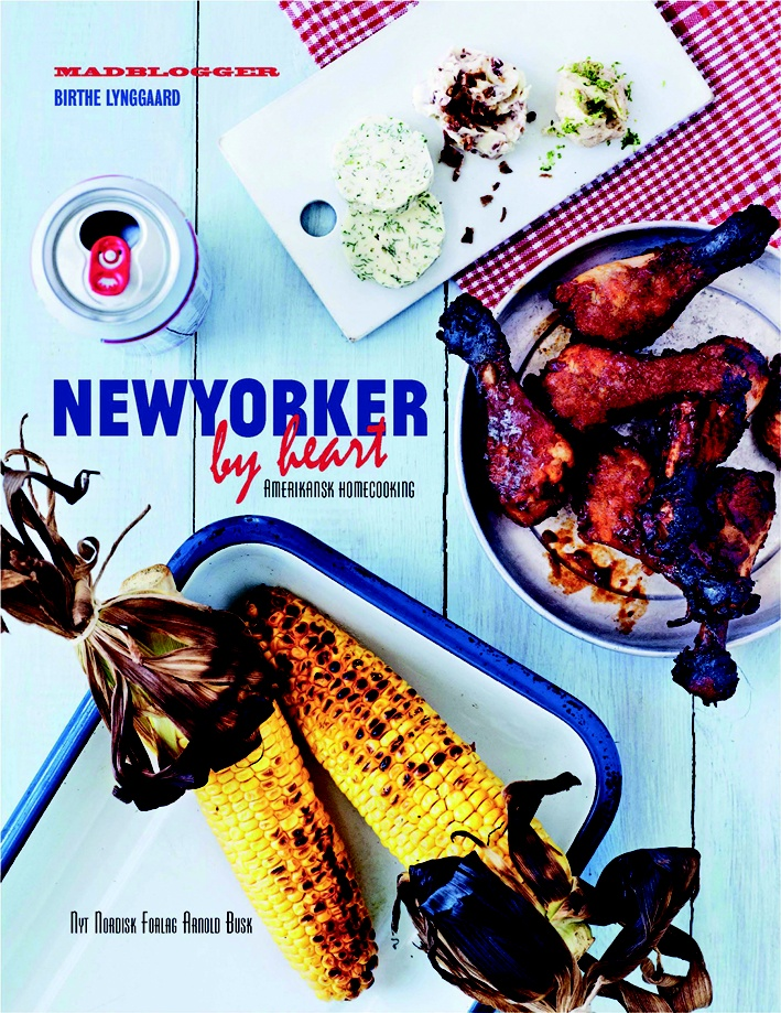 Newyorkerbyheart - Amerikansk Homecooking  ca. 200,-