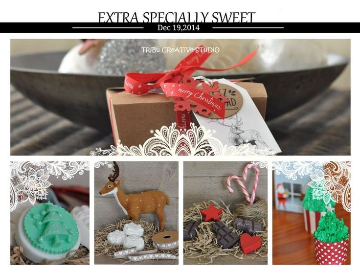 Christmas soaps gifts