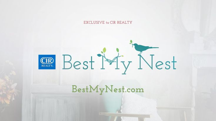 Introducing Best My Nest! It is a CIR Realty program specifically designed to enhance and excite the #homeownership experience for our CIR REALTORS' clients through their Best My Nest VIP Membership. By creating valuable partnerships with local businesses who offer home products, or home related services, we have put together a vast network of vendors who all offer special discounts and service add-ons specifically for CIR clients! https://youtu.be/YTqkoImW1t4