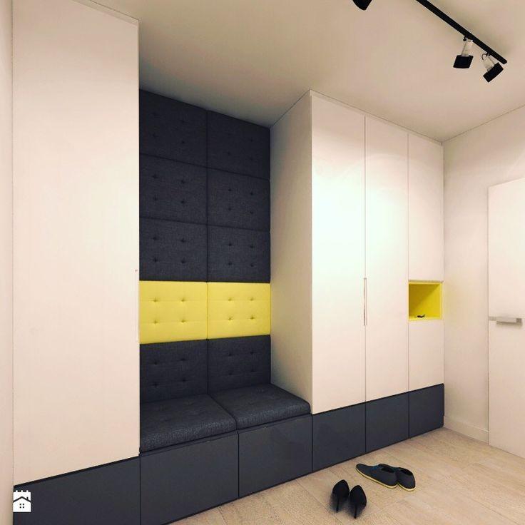 Wiatrołap - zdjęcie od Modern House Studio Architektury - Hol / Przedpokój - Styl Minimalistyczny - Modern House Studio Architektury