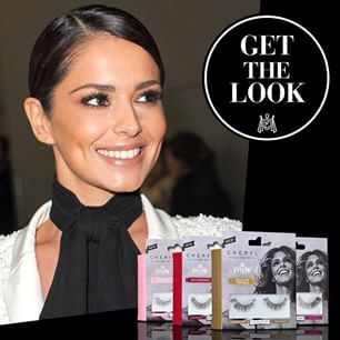 Get the 'Cheryl' look met de Eylure Cheryl lashes