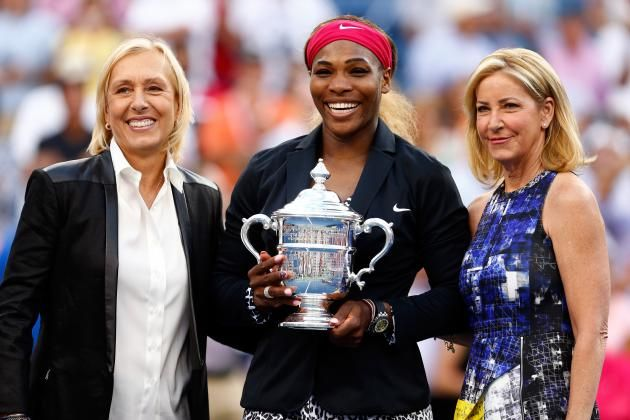 US Open 2014 Women's Final: Serena Williams Proves No. 1 Status with Win Made History With 2 Other Great Tennis Players